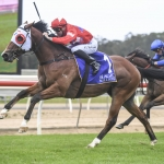 Unite And Conquer beats Exhilarates in Wyong Magic Millions S